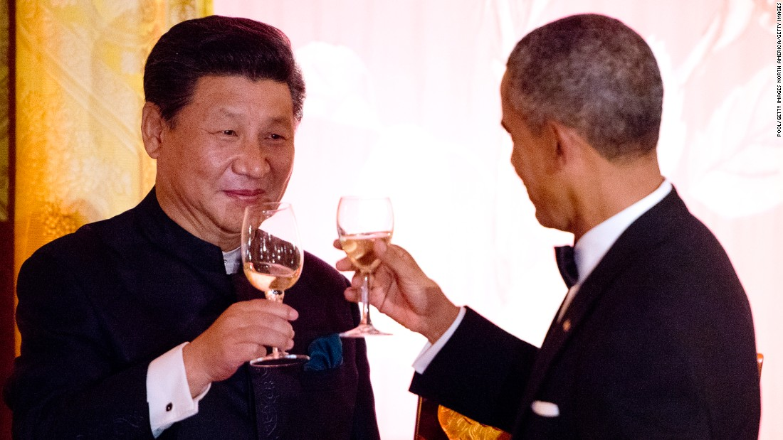 Tech CEOs among guests at state dinner for China