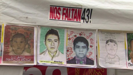 mexican missing students one year anniversary romo pkg_00010614