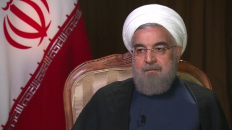 Iranian President: Syria's al-Assad must remain to fight 'terrorists'