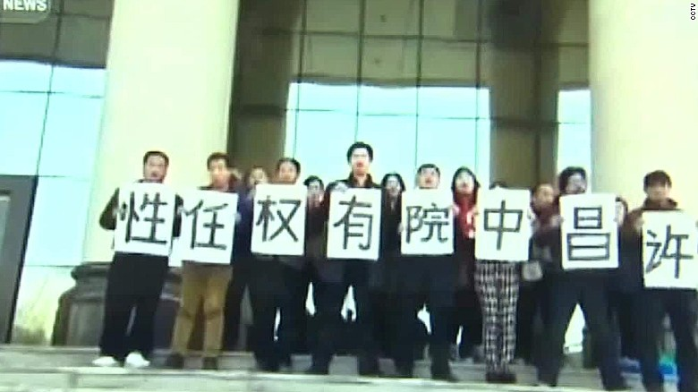 Crackdown on China's human rights activists