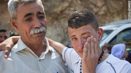 Agony of the Yazidis