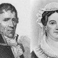 Andrew and Rachel Jackson composite
