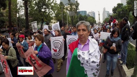 cnne pkg gonzalez ayotzinapa big protest one year_00015323