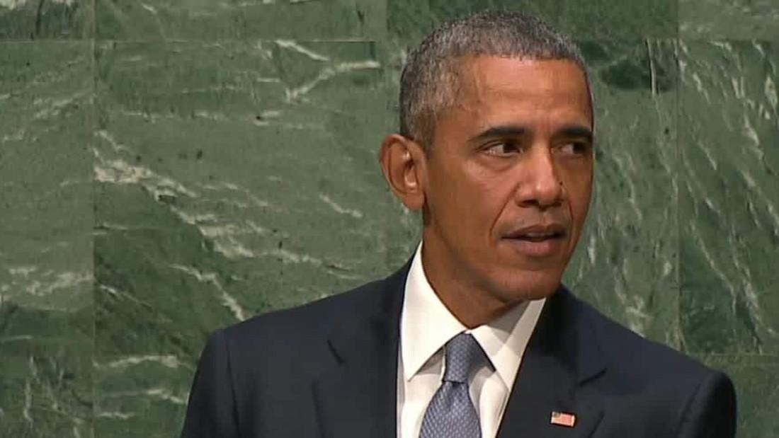 Obama hits Putin, Republicans in U.N. speech