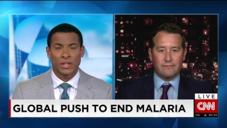 Malaria No More CEO Touts Progress in Malaria Fight