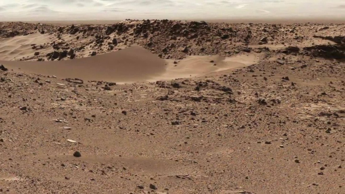 Liquid water exists on Mars, boosting hopes for life there, NASA says