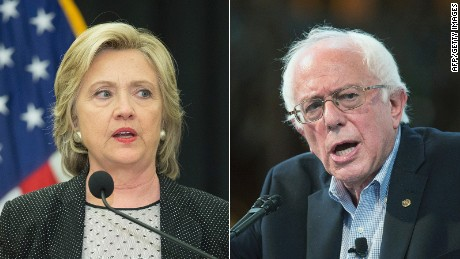Bernie vs. Hillary: Who connects?