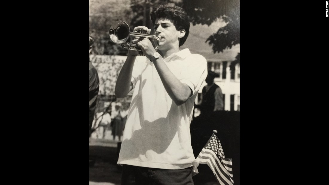"He went from playing the trumpet to playing ""Jeopardy"" ... and winning."