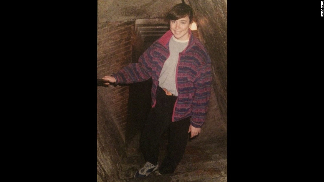 She's not done climbing. She will go on to climb Mount Kilimanjaro.