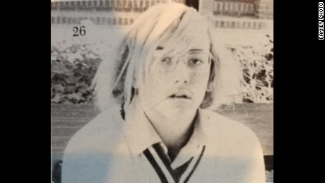 Name the CNN talent from their junior high school photo