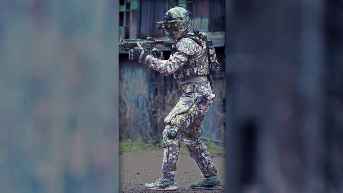 U.S. military closer to making cyborgs a reality