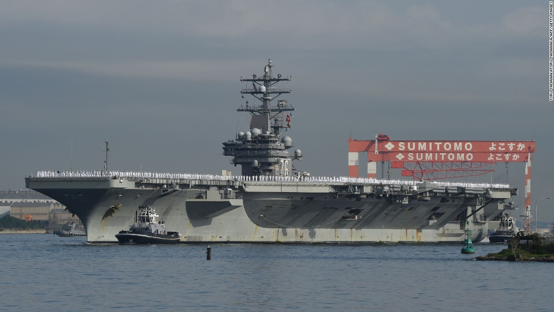 US Navy Bans Booze In Japan CNNPolitics - Us naval bases in japan map