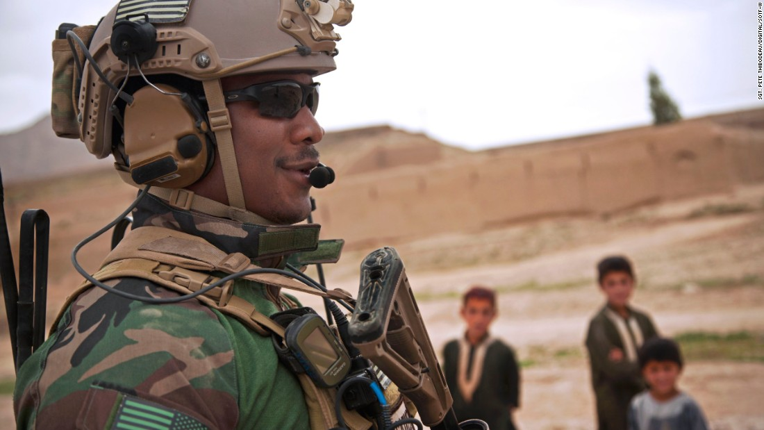 10 things you might not know about U.S. Special Operations forces