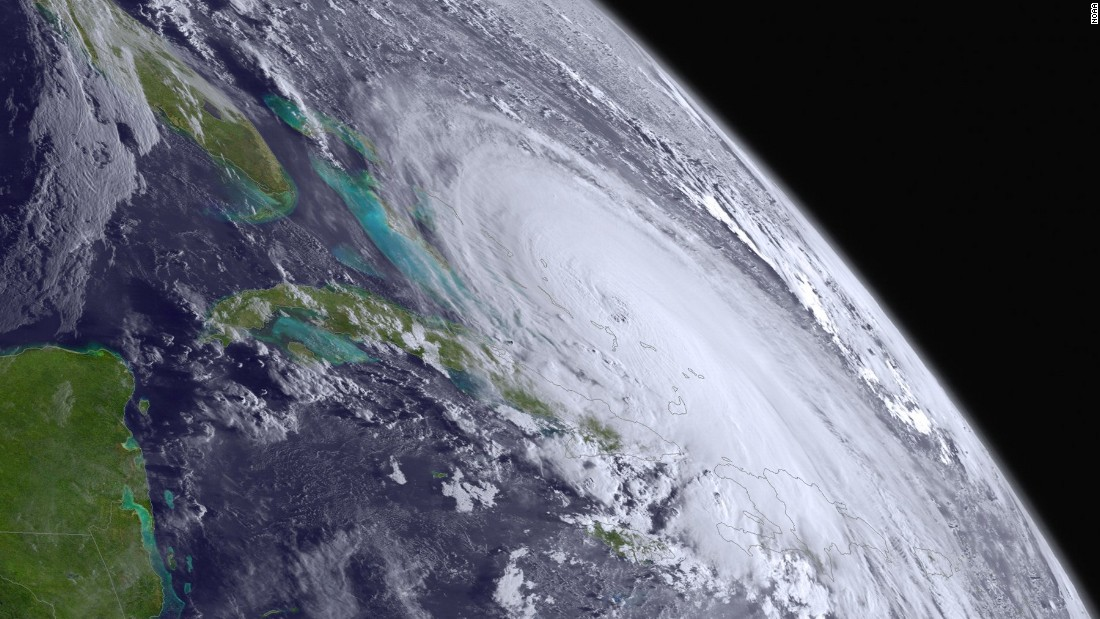 East Coast on alert for powerful Hurricane Joaquin's turn north