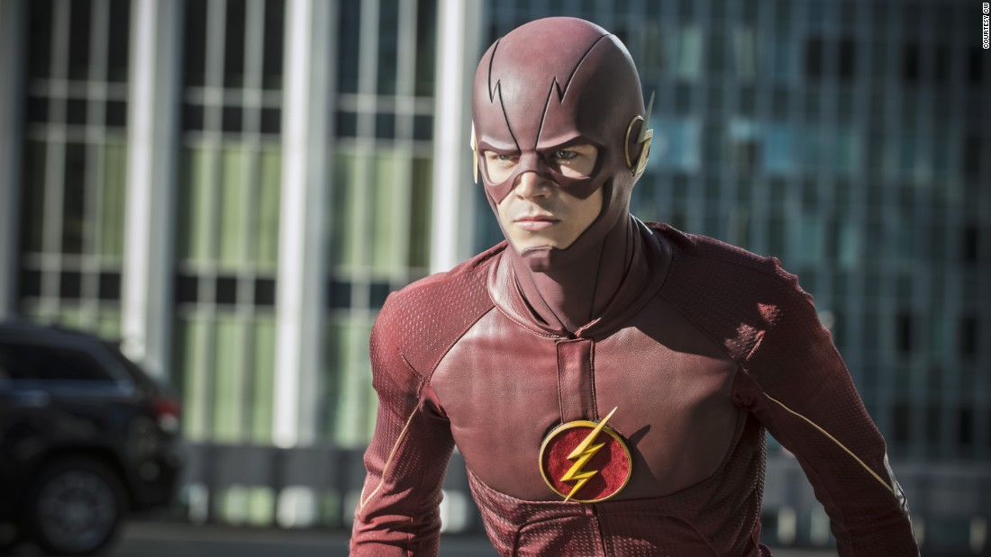 """The Flash"" season premiere, Tuesday 8 p.m., The CW"