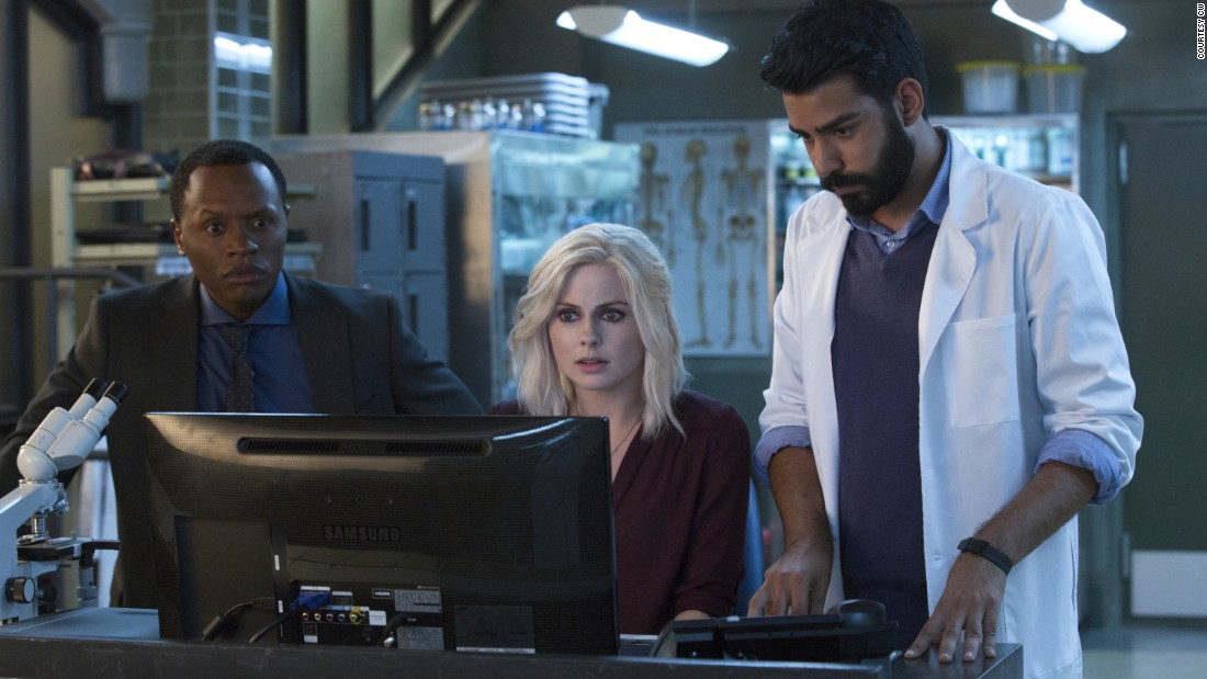 """iZombie"" season premiere, Tuesday 9 p.m., The CW"