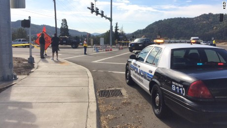 Multiple guns found at scene of UCC shooting