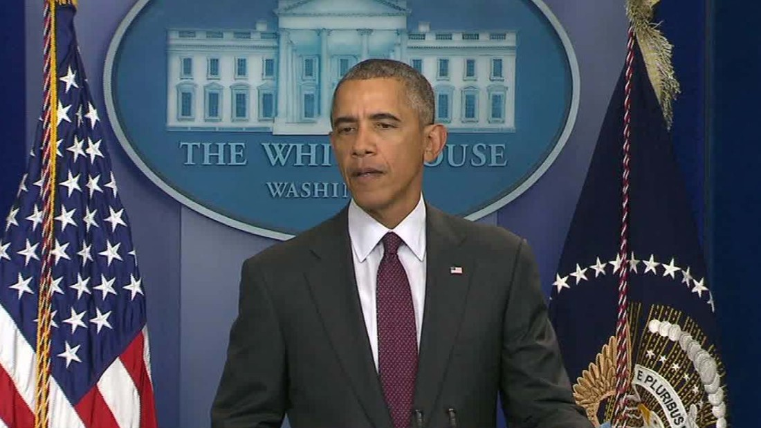 Obama on Oregon shooting: 'Somehow this has become routine'