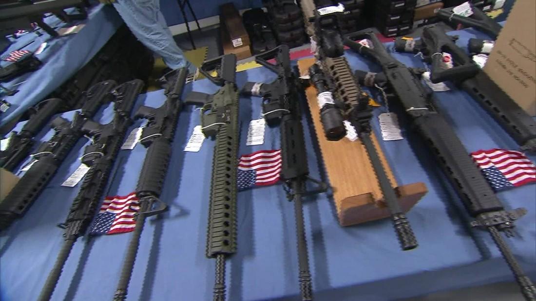 House passes bill loosening gun restrictions