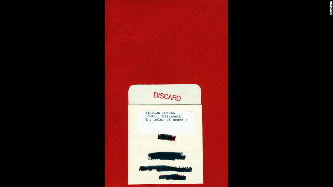 """The Color of Death,"" Elizabeth Lowell"