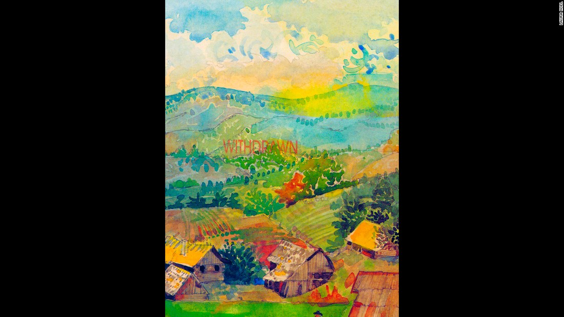 """Heart in a Bucket,"" Jerry Pinkney"