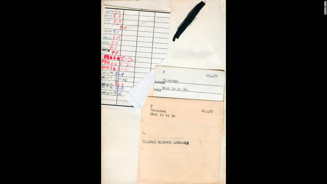 """What is to Be,"" Margaret Strachan"