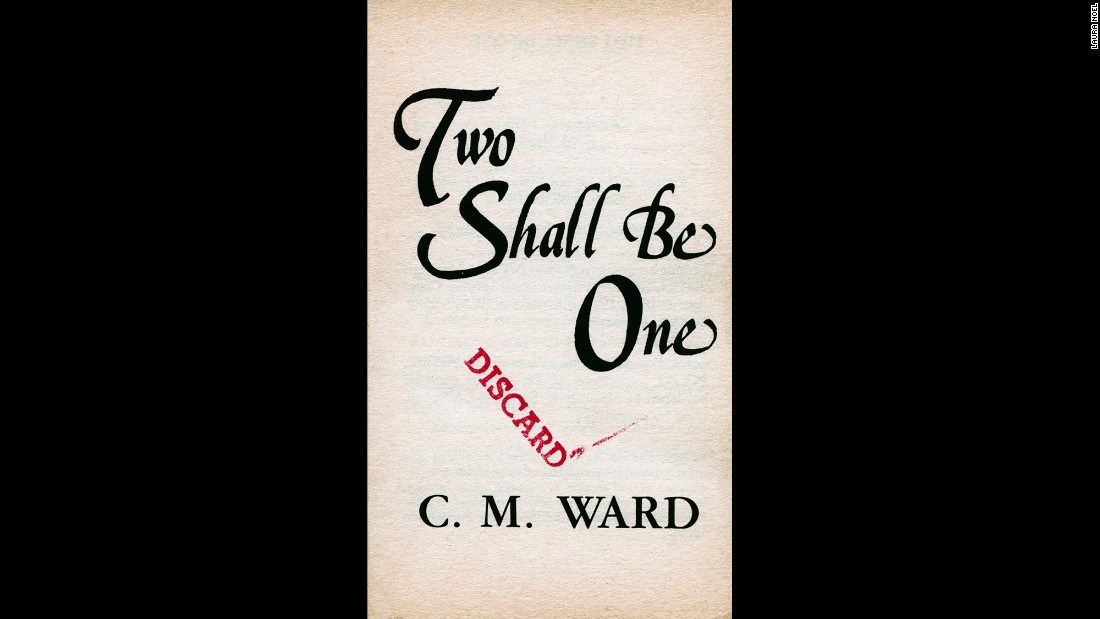 """Two Shall Be One,"" C. M. Ward"