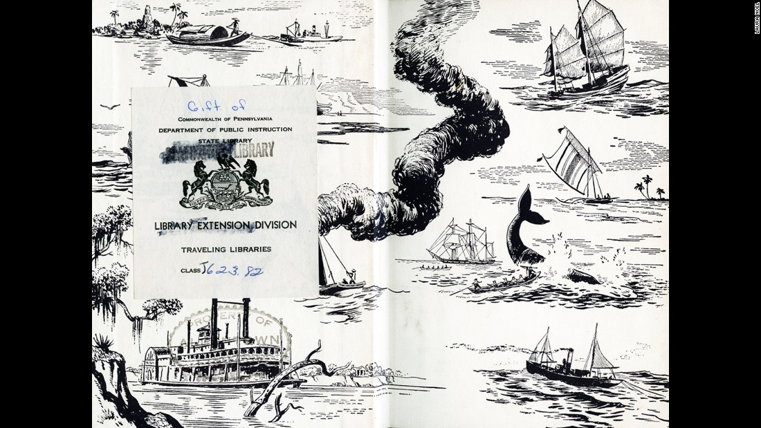 """The Real Book About Ships,"" Irvin Block"