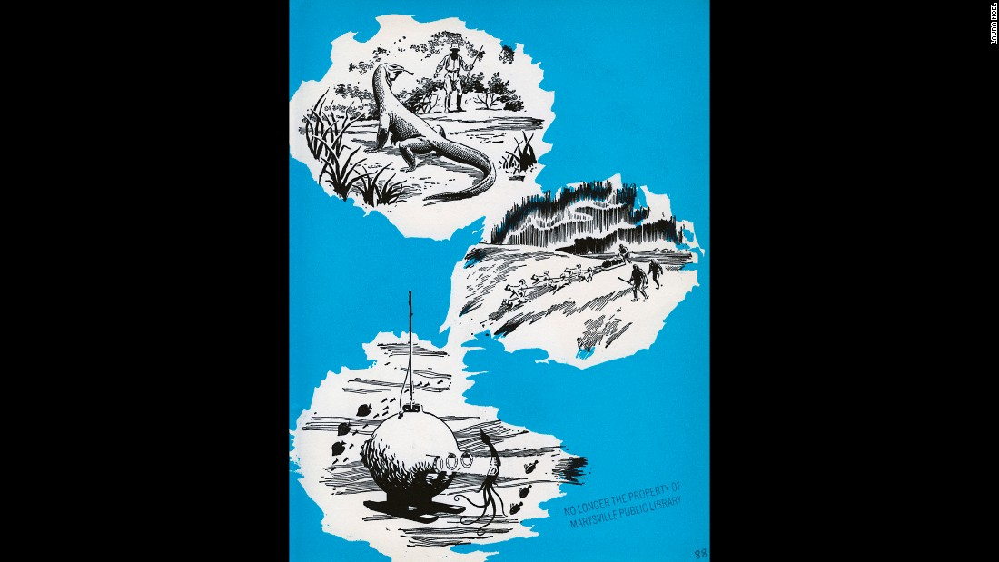 """Famous Scientific Expeditions,"" Holden"