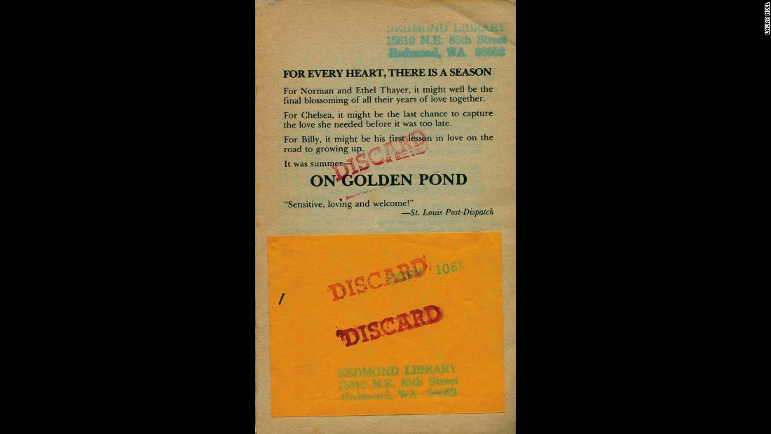 """On Golden Pond,"" Ernest Thompson"