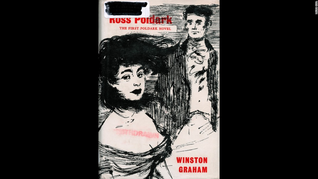 """Ross Poldark,"" Winston Graham"