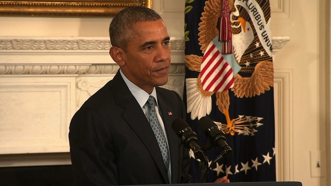 Obama: U.S. will keep backing Syrian opposition despite Russian intervention