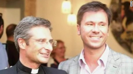 Catholic priest comes out as gay, gets fired