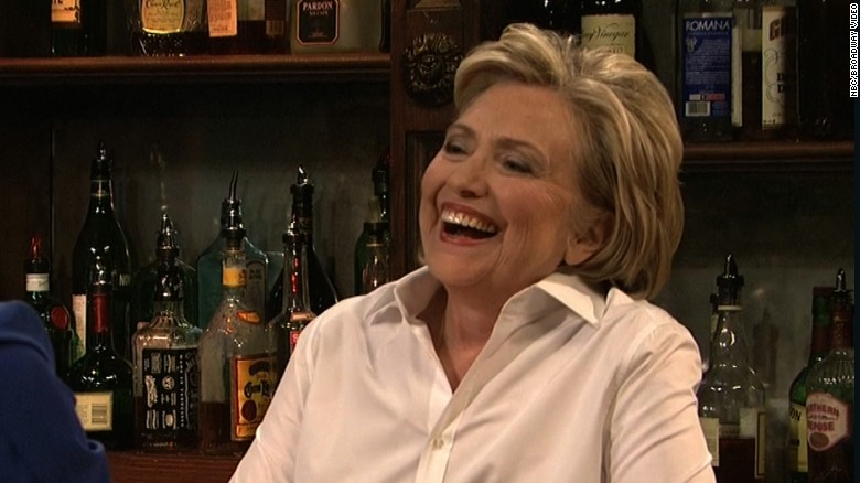 Clinton and Trump on 'SNL' trigger 'equal time' rules