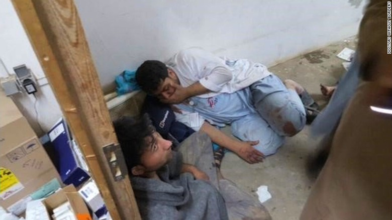 kunduz afghanistan hospital airstrike doctors without borders robertson lklv ct_00013723