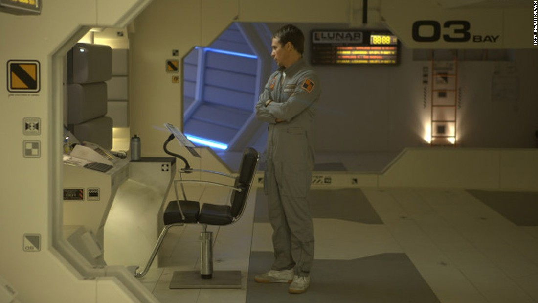 "In 2009's thriller ""Moon,"" Sam Rockwell played a commercial astronaut in the year 2035 who worked a solitary stint at a mining facility on the dark side of the moon. He was alone there for three years -- until, suddenly, he wasn't."