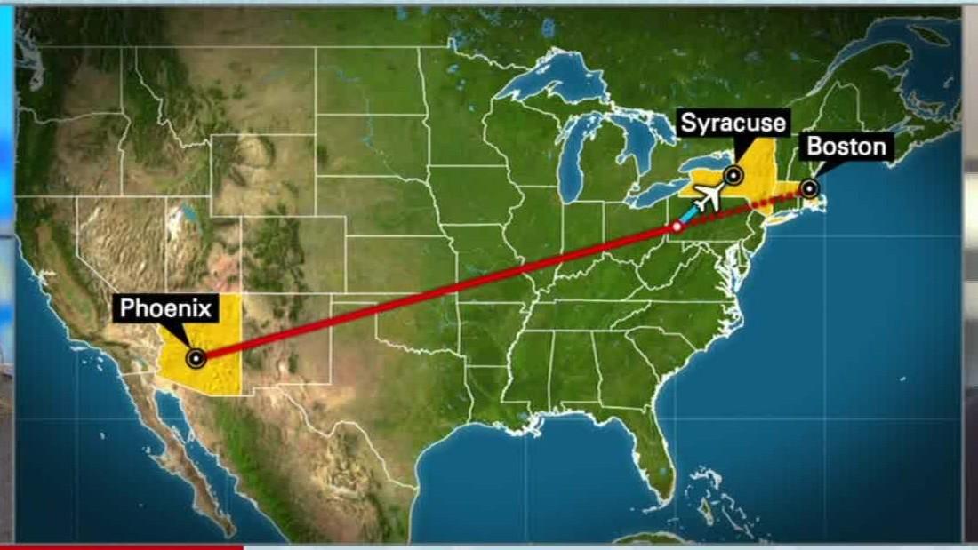 American Airlines Pilot Dies Mid Flight Co Pilot Lands