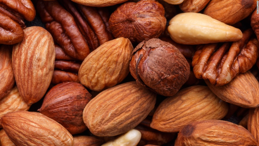 Nuts are one of the healthiest pantry foods you can have on hand in case of an emergency. Just be sure to buy unsalted nuts—you won't want to eat any foods that make you very thirsty.