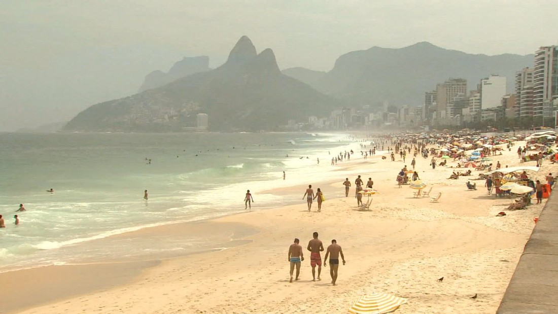 Rio 2016: City grapples with wave of crime on beaches as Olympics near