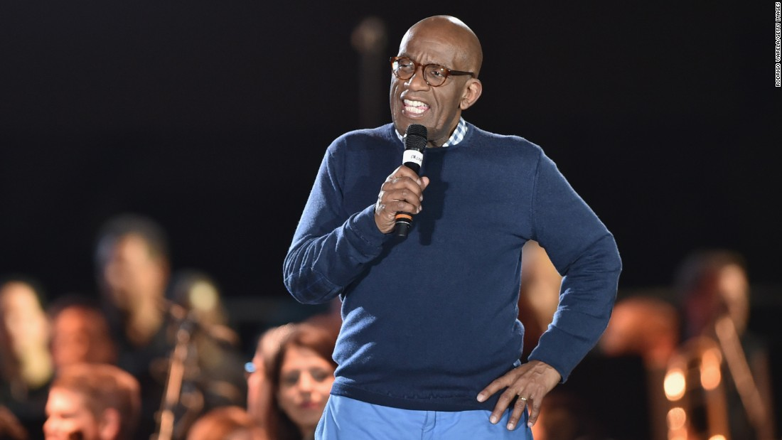 "Superstar weatherman Al Roker apologized after he tweeted a photo of him and his crew covering the floods in South Carolina that many deemed ""insensitive."""
