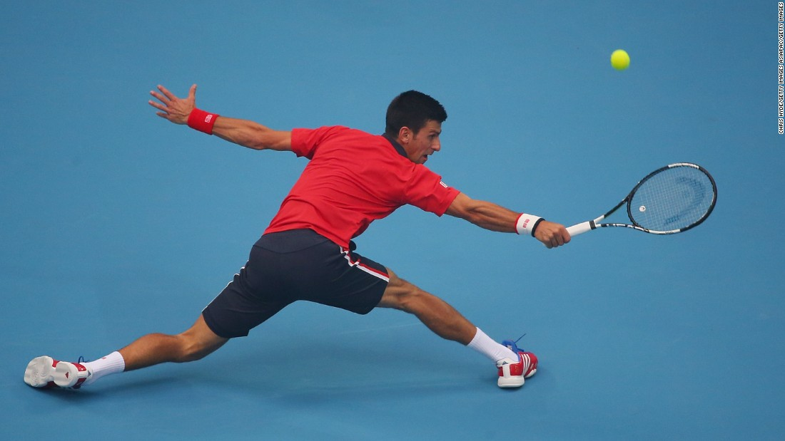 Djokovic is the three-time defending champion in Beijing and has won the title five times in total.