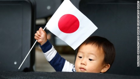 Rugby World Cup 2015: Japan fans set new world record for rugby TV audience