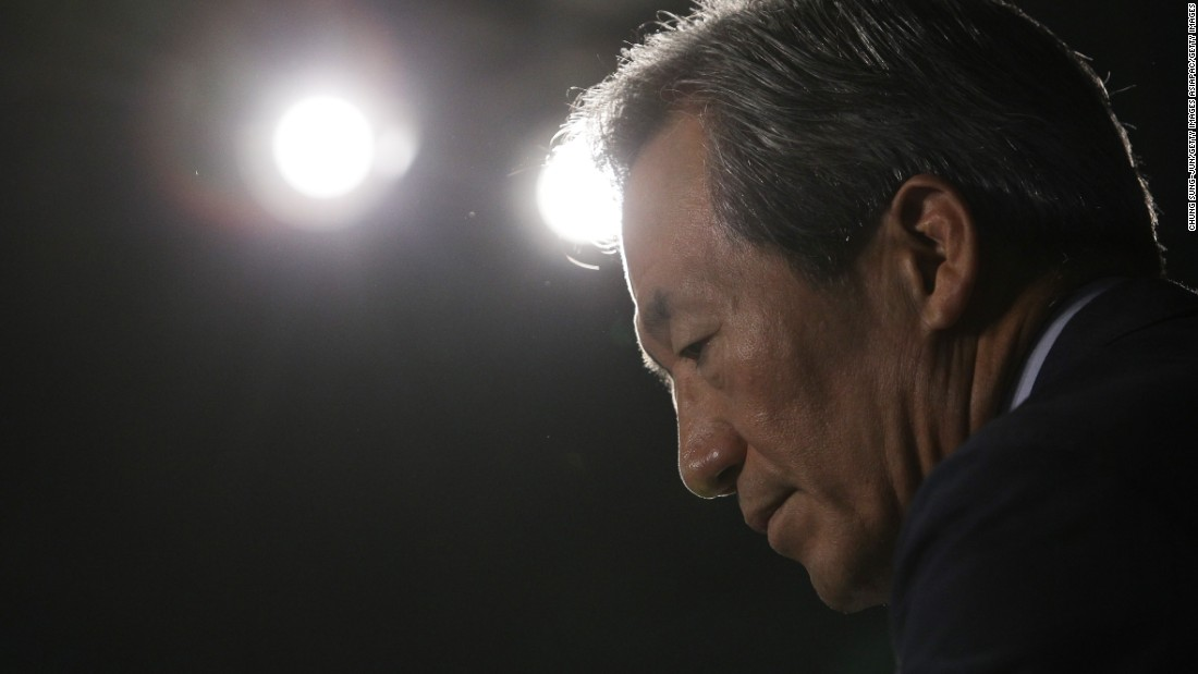 South Korean billionaire and FIFA presidential candidate Chung Mong-joon was banned for six years and fined $103,000 based on findings relating to the bidding process for the 2018 World Cup in Russia and the 2022 tournament in Qatar.<br /><br />Chung, a former FIFA vice president, vociferously denies any wrongdoing and attacked his colleagues for leaks that he says are designed to hurt his candidacy.
