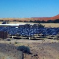 namibia solar power