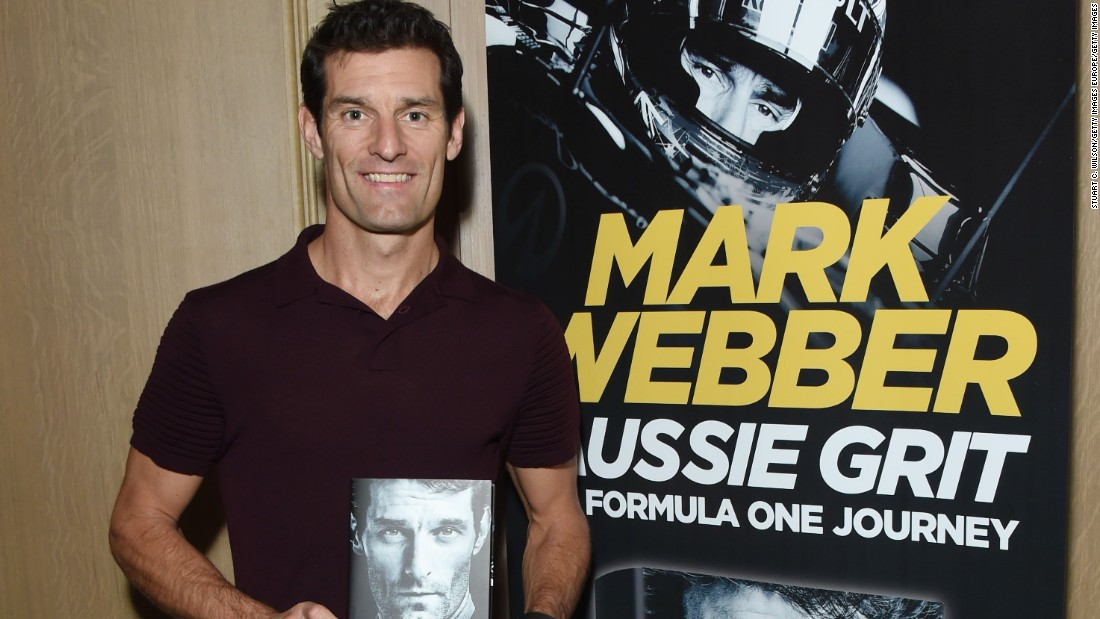 "Webber promised to reveal the full story in his autobiography ""Aussie Grit"" which was published in 2015. But did he omit any juicy details? ""I very rarely wash my hair,"" he admits to CNN."