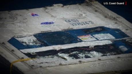 NTSB investigating why El Faro sailed into storm