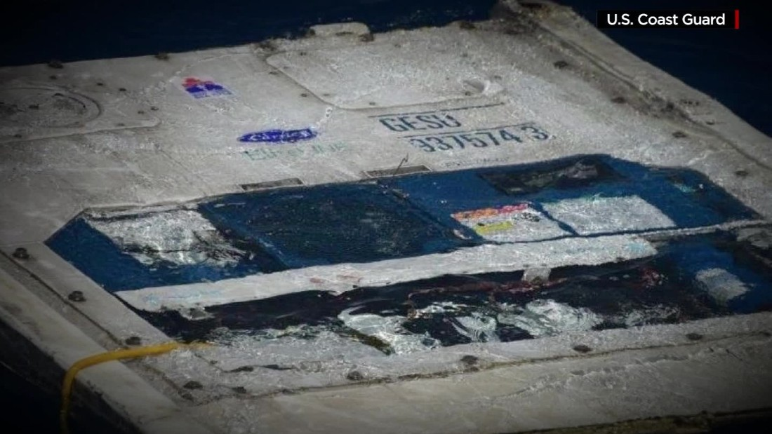 El Faro disappearance: Who are the missing crew members?