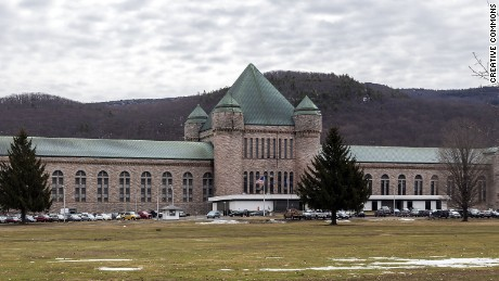 Inmates at this maximum-security prison in upstate New York defeated Harvard's debate team.