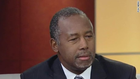 Were Ben Carson's comments 'victim shaming'?