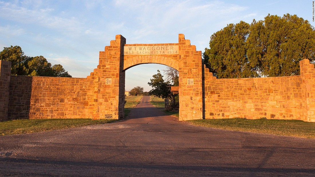 Waggoner Ranch is one of the most expensive properties in the world -- yours for $725,000,000.